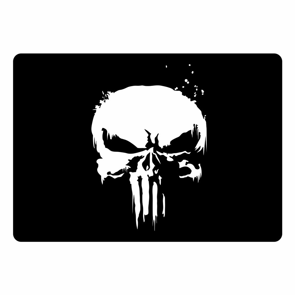 SSD Cover Punisher (Vertical) Black